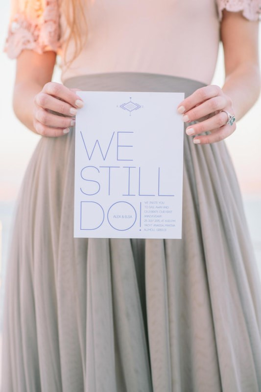 Romantic Nautical Themed Anniversary Session On A Yacht