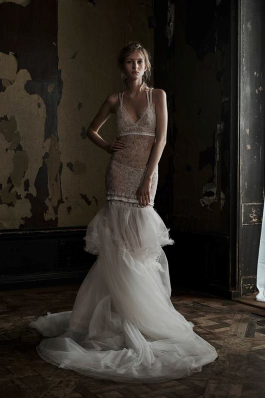 Sensual Spring 2016 'Hotel Madrid' Bridal Dresses Collection From Vera Wang