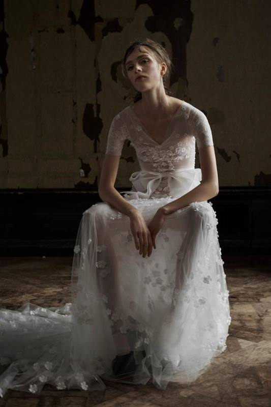 Picture Of sensual spring 2016 hotel madrid bridal dresses collection from vera wang  5