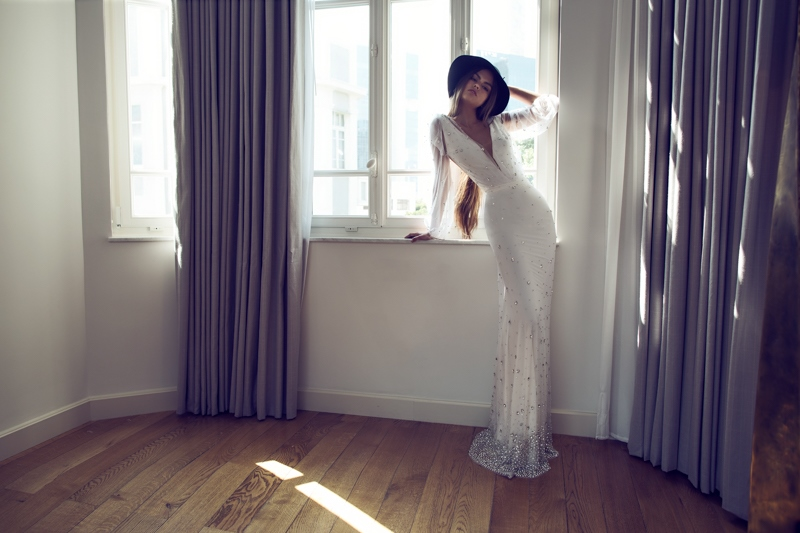 Picture Of sexy mix and match bridal dress 2016 collection from famous zahavit tshuba  4