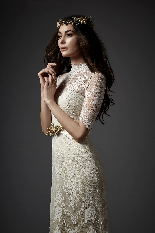 Picture Of splendid catherine deane spring 2016 collection of sensuous bridal gowns  17