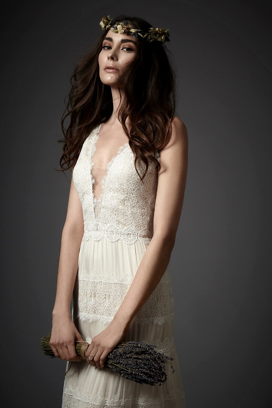Picture Of splendid catherine deane spring 2016 collection of sensuous bridal gowns  18