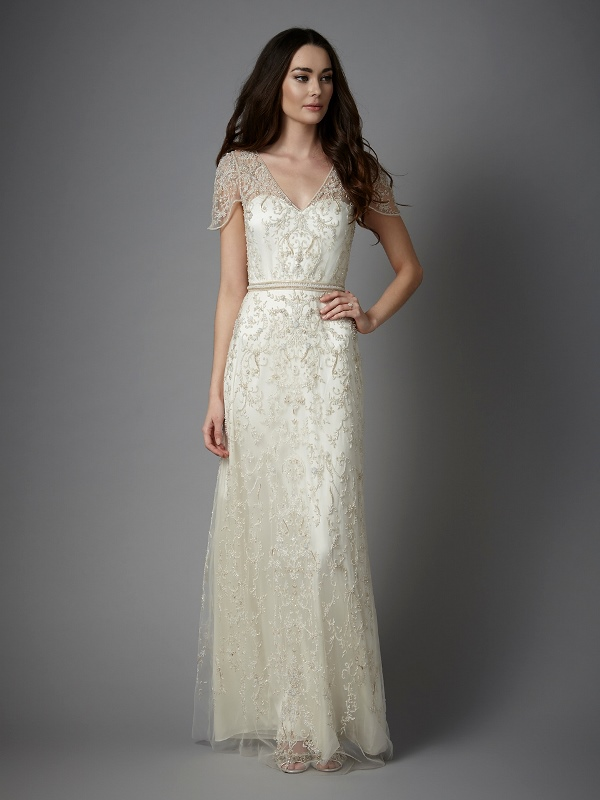Picture Of splendid catherine deane spring 2016 collection of sensuous bridal gowns  9