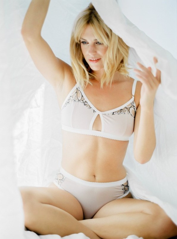 The Truvelle And Mary Young Romantic Lingerie Collection