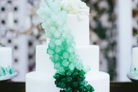 13-glam-and-modern-wedding-cakes-decorated-with-rocks-and-gems-10