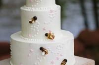 24 Adorable Honey Themed Wedding Ideas 13