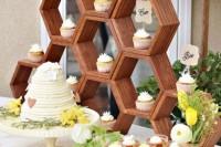 24 Adorable Honey Themed Wedding Ideas 3