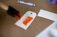 Gentle DIY Watercolor Tags For Wedding Favors 6