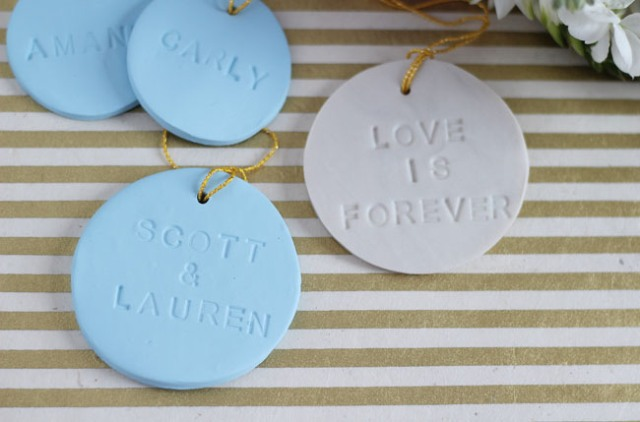 DIY Charms To Personalize Your Wedding Bouquet