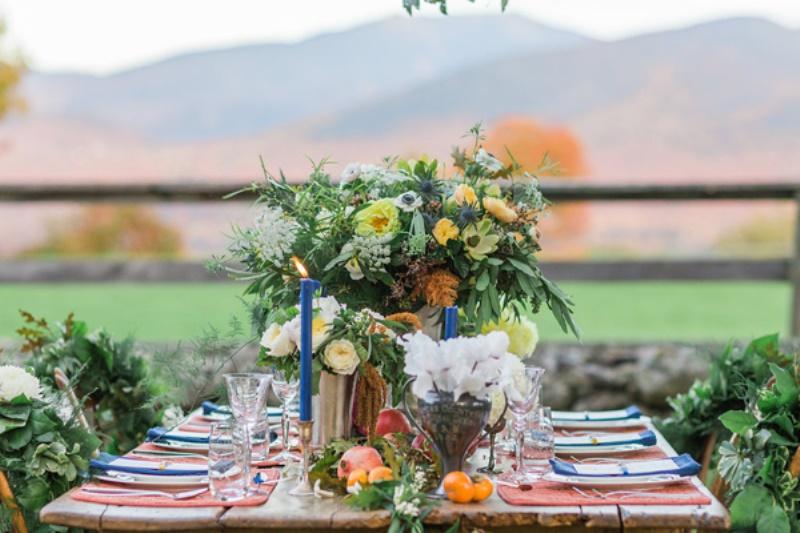 Picture Of amazing national velvet inspired wedding styled shoot  16