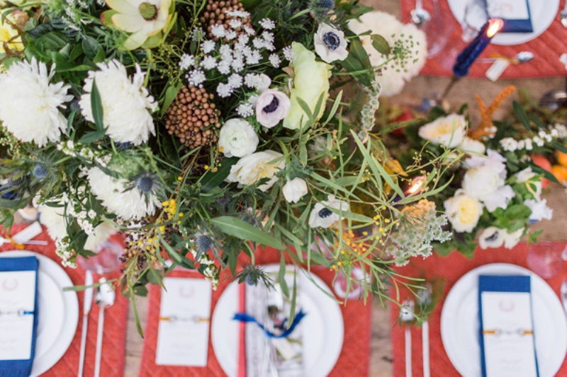 Picture Of amazing national velvet inspired wedding styled shoot  20