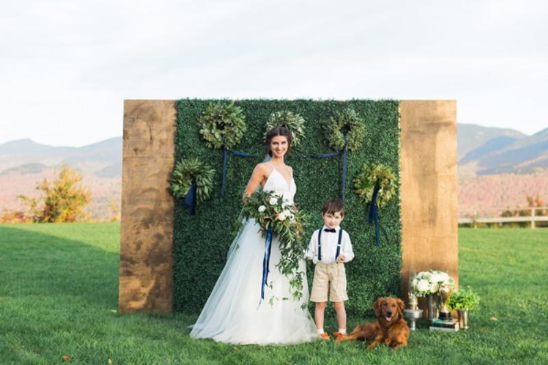 Picture Of amazing national velvet inspired wedding styled shoot  24