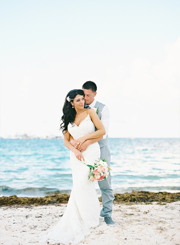 Dreamy Beach Punta Cana Destination Wedding