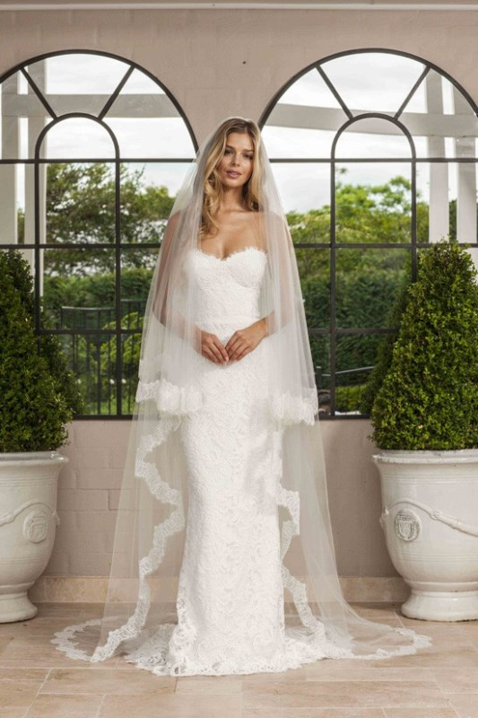 'Enchantment' Wedding Dress Collection From Lisa Gowing