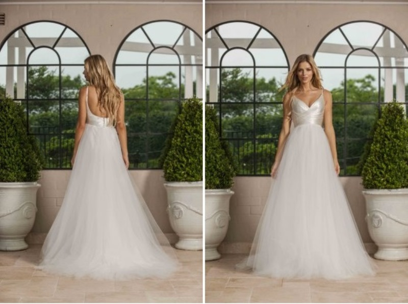 picture of enchantment wedding dress collection from lisa gowing 20