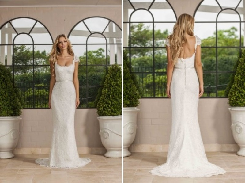 picture of enchantment wedding dress collection from lisa gowing 4