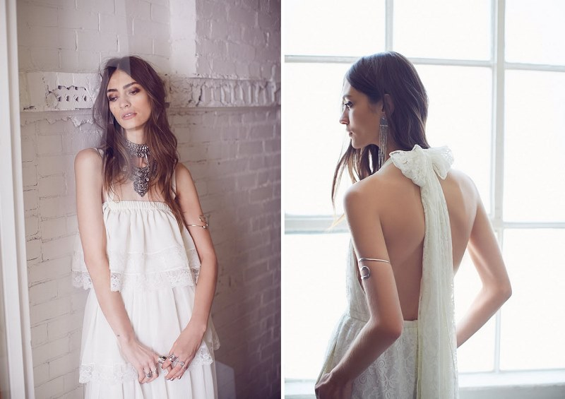 Picture Of ethereal free people spring 2016 bridal collection  3