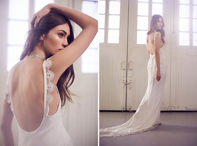 Picture Of ethereal free people spring 2016 bridal collection  5