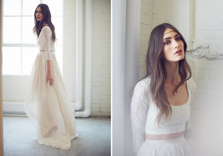 Ethereal Free People Spring 2016 Bridal Collection