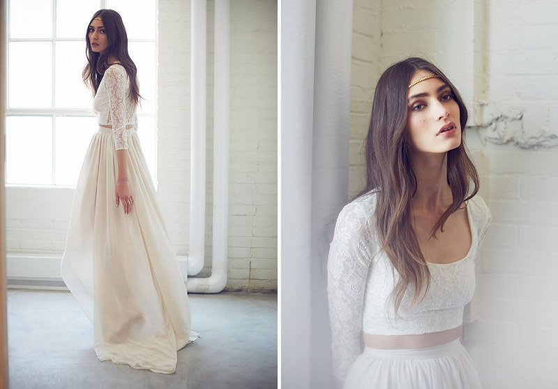 Picture Of ethereal free people spring 2016 bridal collection  9