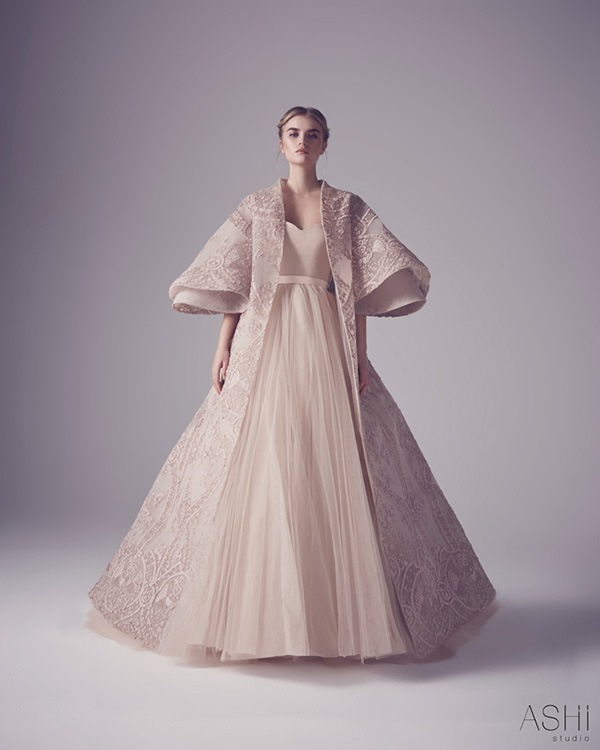 Exquisite Ashi Studio Spring/Summer 2016 Bridal Dresses Collection