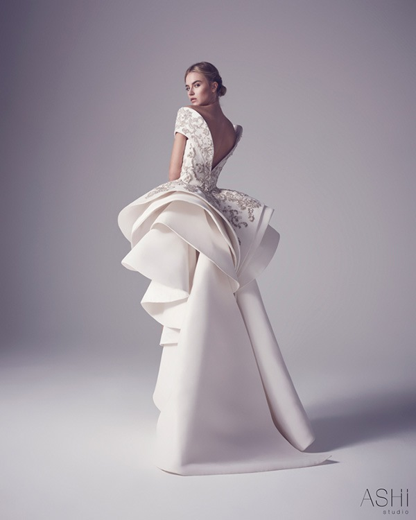 Exquisite Ashi Studio Spring/Summer 2016 Bridal Dresses Collection
