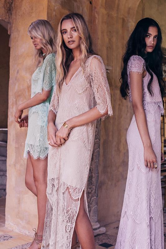 'La Nouvelle Belle' Bridesmaid Dresses Collection From Grace Loves Lace