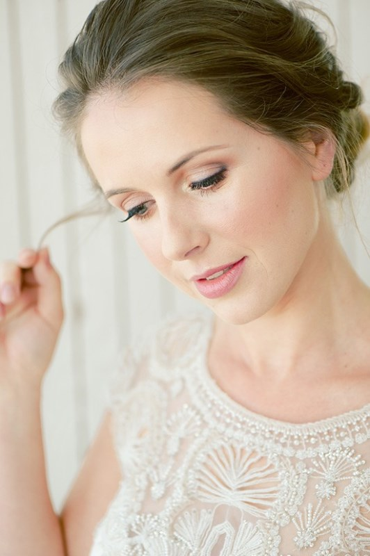 Natural DIY Bridal Makeup To Try