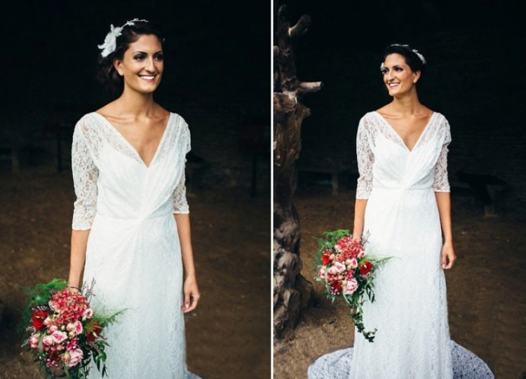 Country Outdoor Wedding Dresses 23 Cute Rustic Vintage English Country