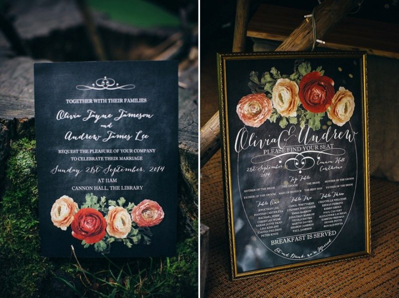 Picture Of rustic vintage english country garden wedding  6
