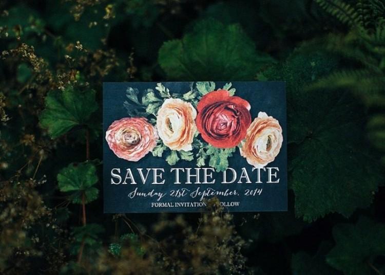 Rustic Vintage English Country Garden Wedding
