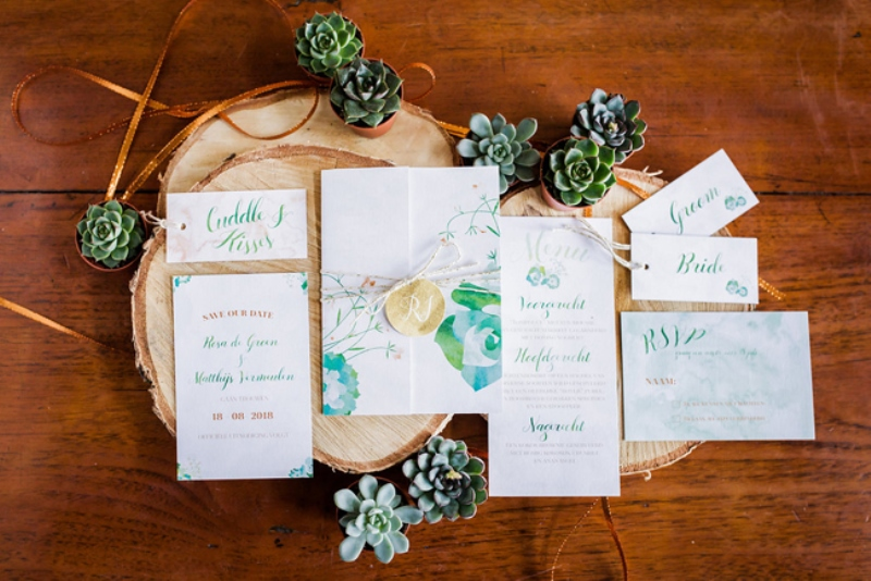 Picture Of soft and neutral rustic wedding shoot from netherlands  1