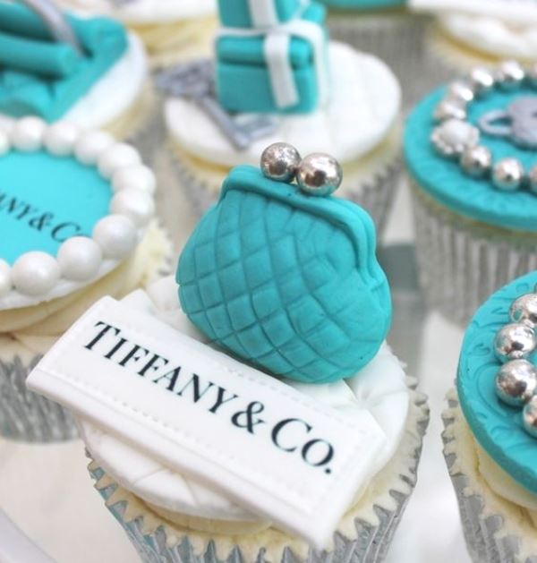breakfast at tiffanys themed bridal shower ideas