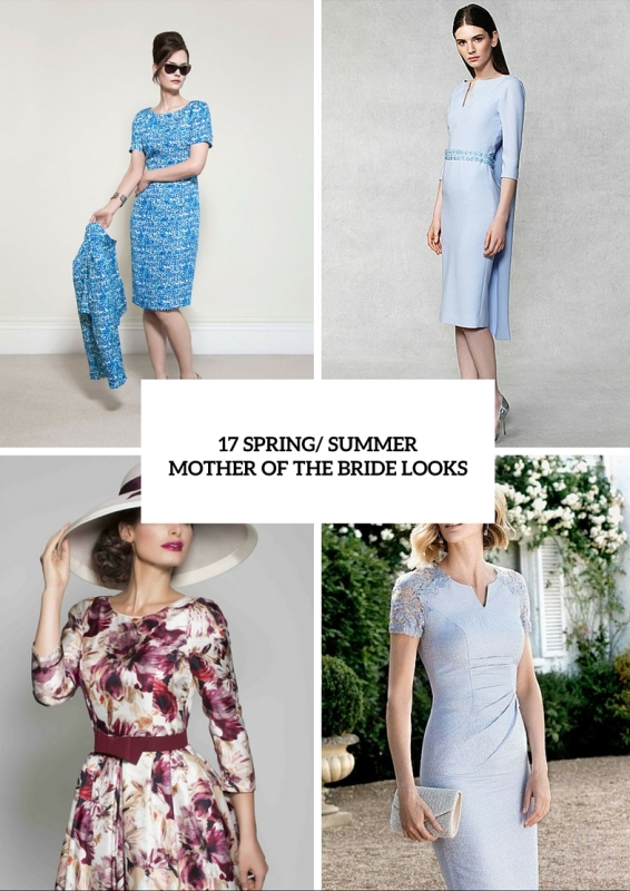 17 gorgeous spring and summer mother of the bride