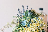 21 Romantic Ideas To Incorporate Chamomile Daisies Into Your Wedding 20