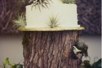 22 Original Ideas To Incorporate Airplants Into Your Wedding 9