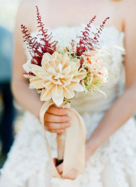 Picture Of Unique Ideas To Incorporate Astilbes Into Your Wedding 14