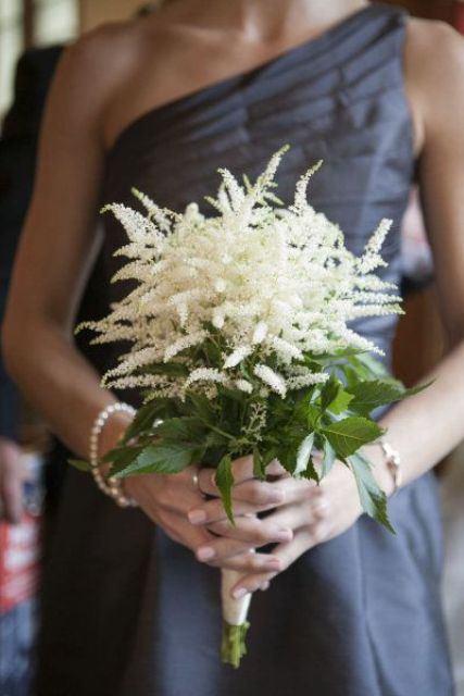 Picture Of Unique Ideas To Incorporate Astilbes Into Your Wedding 3
