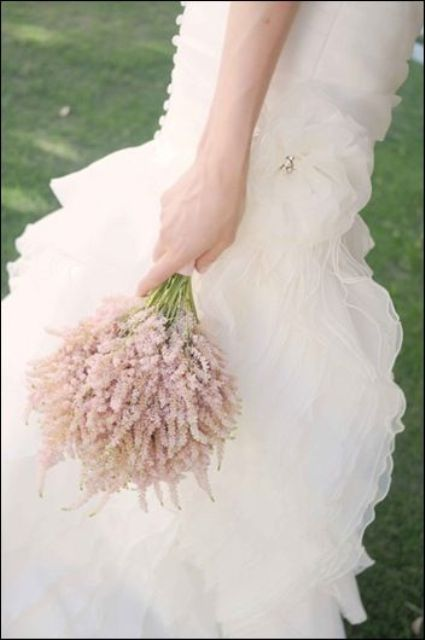 Picture Of Unique Ideas To Incorporate Astilbes Into Your Wedding 4