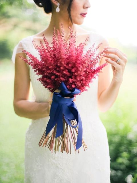 Picture Of Unique Ideas To Incorporate Astilbes Into Your Wedding 8