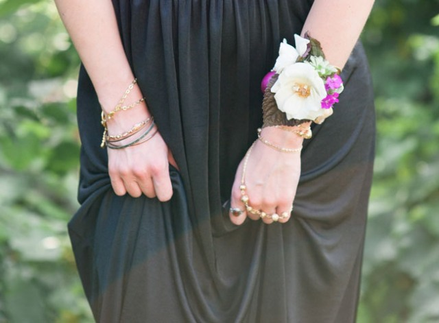 Своими руками браслет для подружек невесты