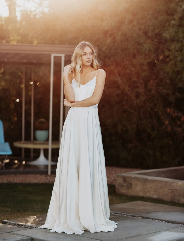 Airy Spring/Summer 2016 Wedding Dress Collection From Sarah Seven