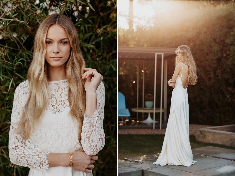Picture Of airy springsummer 2016 wedding dress collection from sarah seven  6