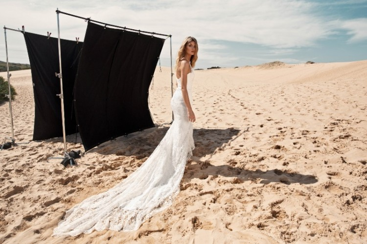 'Blessed Are The Curious' Wedding Dress Collection From One Day Bridal