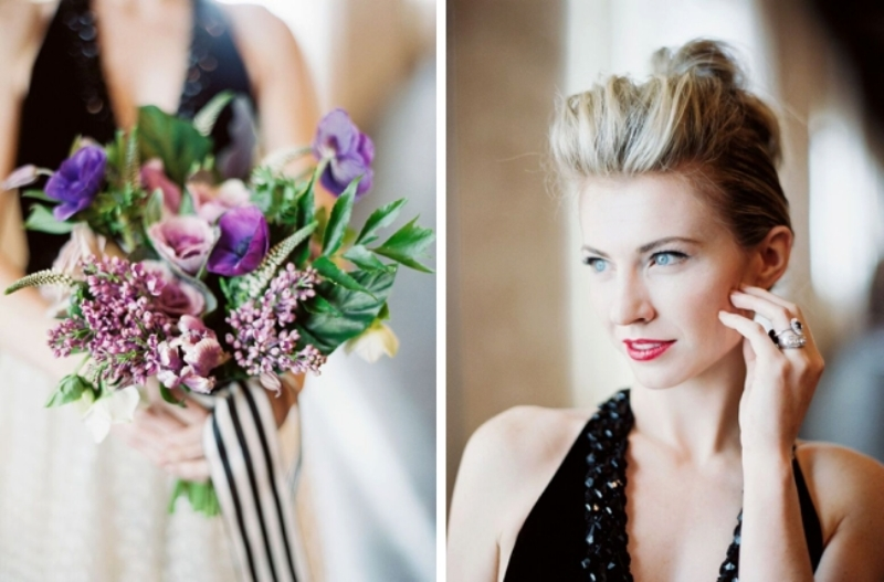 Picture Of fashionable industrial wedding inspiration  23
