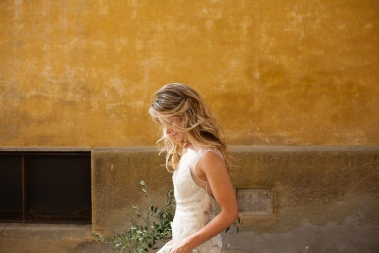 Glamorous Yet Relaxed Italian Countryside Wedding