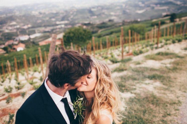 Glamorous Yet Relaxed Italian Countryside Wedding