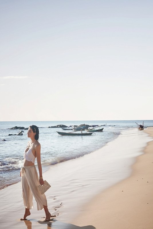 Sensuous Yet Comfy BHLDN Honeymoon Outfits Collection