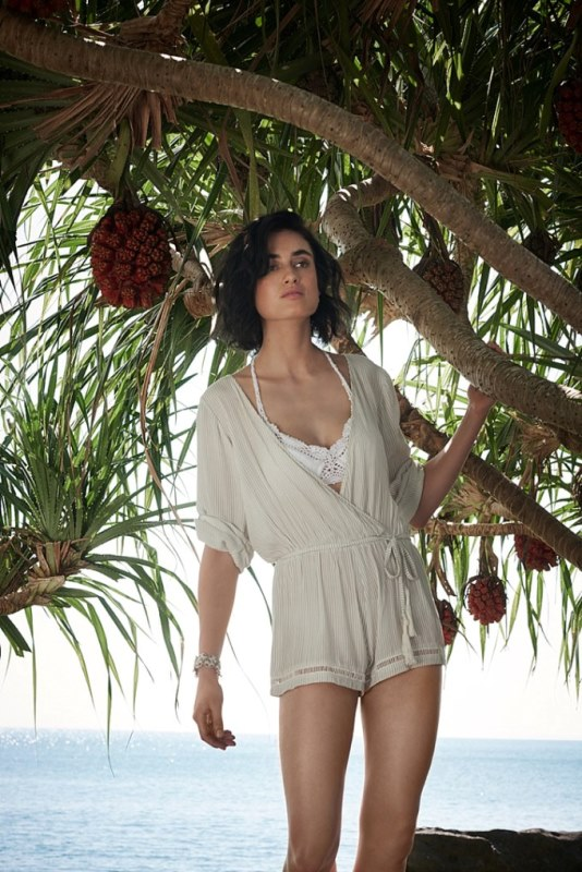 Picture Of sensuous yet comfy bhldn honeymoon outfits collection  12