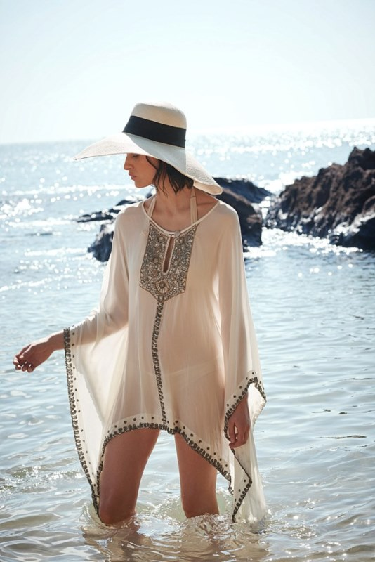 Picture Of sensuous yet comfy bhldn honeymoon outfits collection  3